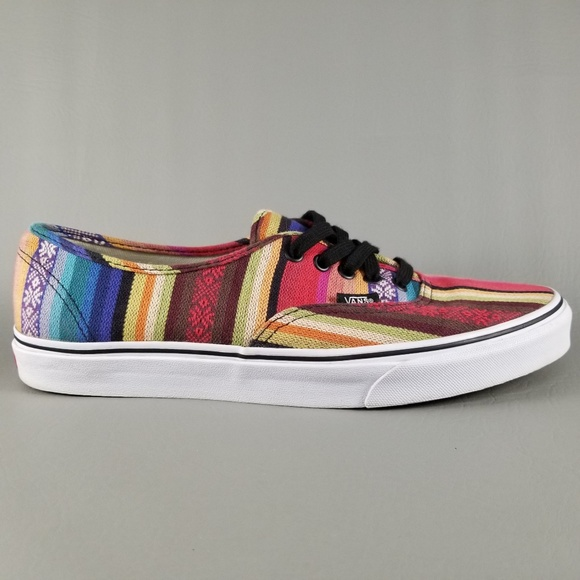 e152e2805b Vans Authentic Guate Weave Men s Skate Shoes 11. M 5b43f8d4de6f6249dc28d1e1